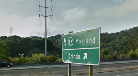 Suspects Lead Danville Officers on 20-Mile Pursuit to Orinda