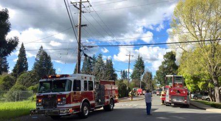 Officials Investigating Suspicious Fire in Danville