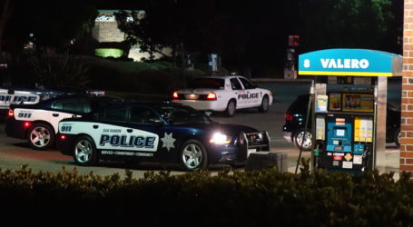 Police Investigating Robbery at San Ramon Gas Station