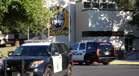 Alamo Man Arrested for Vandalizing San Ramon Valley High School