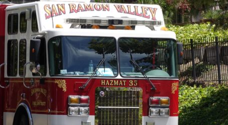 San Ramon Parking Lot Evacuated for Hazardous Materials Investigation