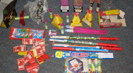 Sheriff Reminds Residents: All Fireworks Are Illegal