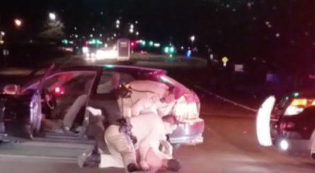 VIDEO: CHP Officers Arrest Pursuit Suspect in San Ramon