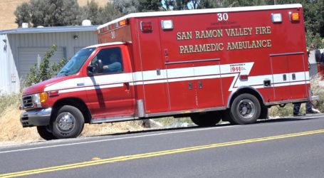 San Ramon Police Credited With 'Life-Saving' Actions, Again