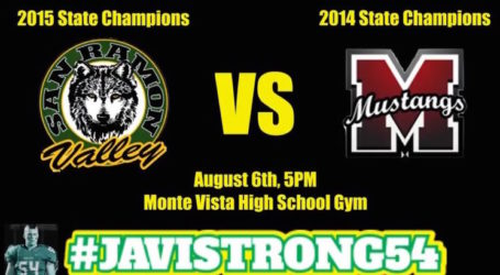 Monte Vista to Host Rivals San Ramon Valley in Basketball Game Fundraiser