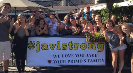 Primo's Pizzeria to Host 'JaviStrong' Fundraiser