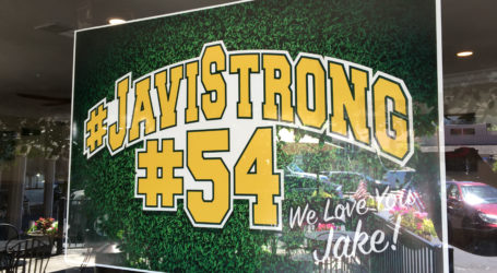 August Fundraisers Aim To Support Jake Javier's Recovery