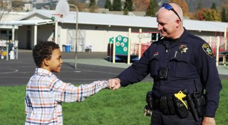 Danville Police Bring 'Recess with the Cops' to Eleven Local Elementary & Middle Schools