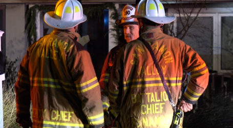 Danville Home Damaged in Garage Fire