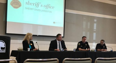 Danville Mayor Hosts Public Safety Town Hall