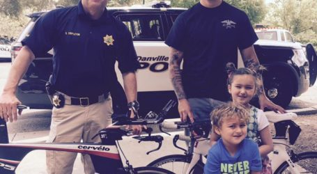 Pair Arrested with Stolen Bikes During Danville Police Sting