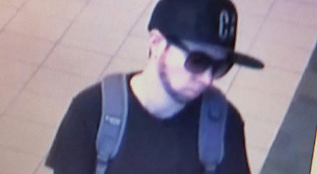 Suspect with a 'Painted' Beard Robs Danville Bank Tuesday Morning