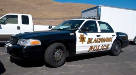 Detectives investigating two Blackhawk burglaries reported Memorial Day weekend