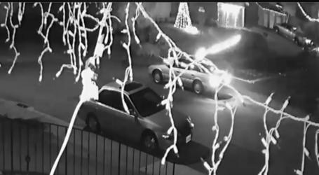 Video: Flare gun fired at several San Ramon homes Saturday night