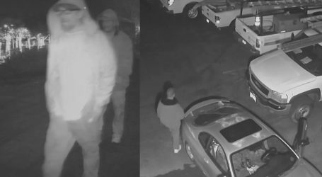 Photo: Thieves steal solar products worth thousands of dollars from San Ramon business